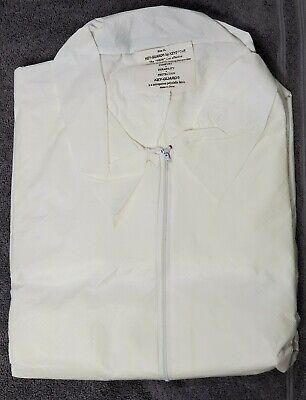 Keystone Key-gard Coverallspaint Suit Sz Xl Collared No Elastic Free Shipping