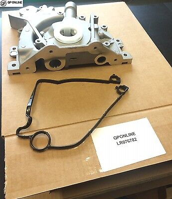 RANGE ROVER SPORT DISCOVERY 3 4 2.7 TDV6 AND 3.0 OIL PUMP AND GASKET LR076782