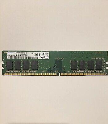 Samsung 8GB 1Rx8 PC4-2666V-UA2-11 M378A1K43CB2- CTD