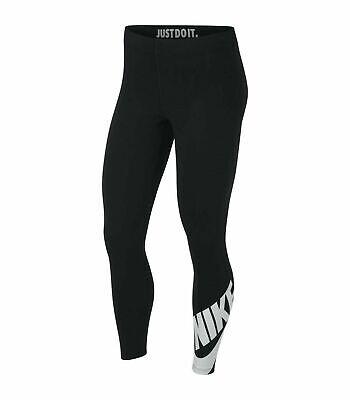 Nike Womens Fitness Leggings sportswear Gym Jogging Bottoms Pants Plus Size