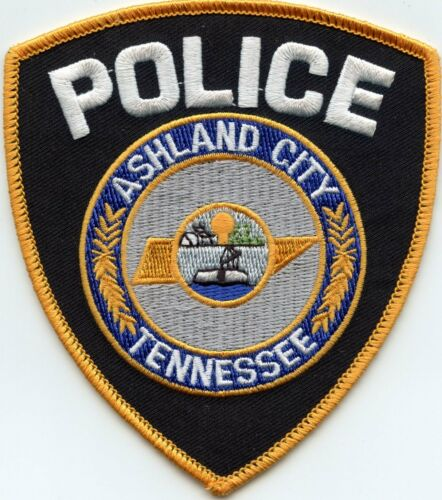 ASHLAND CITY TENNESSEE TN POLICE PATCH