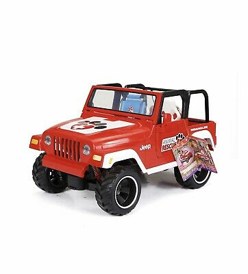 """18"""" Doll Remote Control ANIMAL RESCUE JEEP for My Life as American Girl (Rescue Jeep)"""