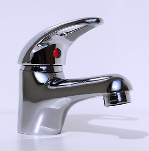 Brand New Bathroom Basin Sink Mixer / Tap - Chrome (9)