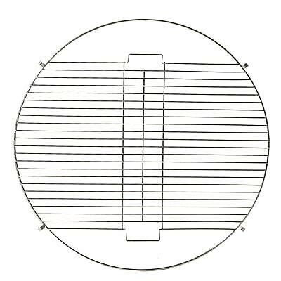 Round Firepit Grill Large Round Metal Grill  48.5cm