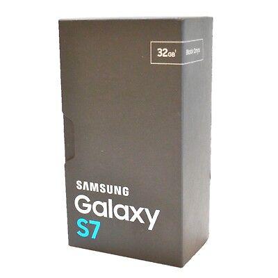 New Samsung Galaxy S7 SM-G930V 32GB Verizon Black Onyx Android Smartphone