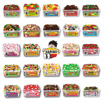 Haribo Sweets 100 grams to 1000 grams