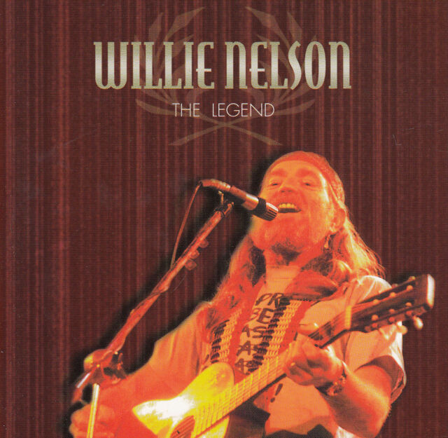 WILLIE NELSON The Legend CD