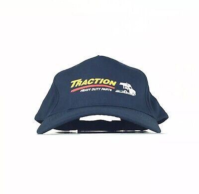TRACTION Heavy Duty Parts (For Trucks) Baseball Cap Hat Adj. Men's Cotton (Traction Heavy Duty Parts)