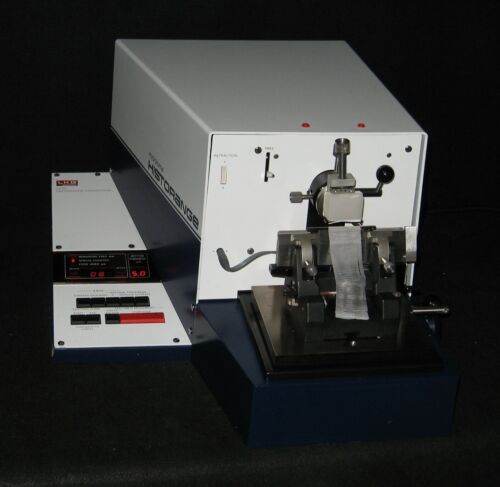LKB HISTORANGE MOTORIZED MICROTOME - FULLY RECONDITIONED