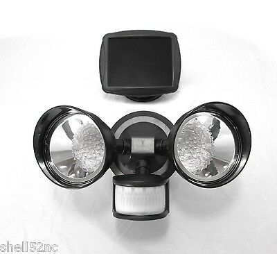 Solar Spot Light Motion Sensor Outdoor 36 ...
