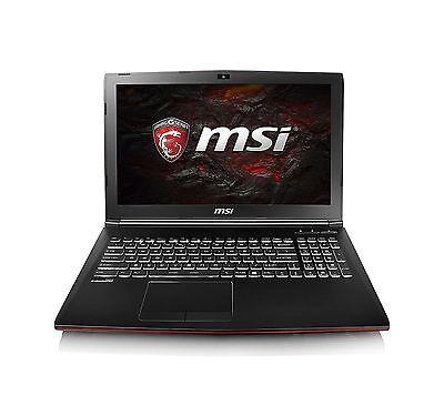 "MSI Gaming GP62MVR Leopard Pro 15.6"" Core i7-6700HQ 1TB, 8GB, nVIDIA GTX1060 3G"