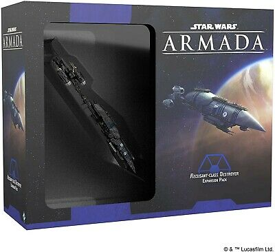 FFG, Star Wars Armada, Recusant-Class Destroyer Expansion, New and Sealed