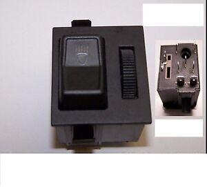 NEU Lichtschalter 8 Polig Schalter Abblendlicht VW Golf 1 Cabrio Scircco Polo