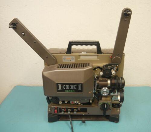 Eiki EX-3500-A Portable 16mm Xenon Sound Projector w/ Case