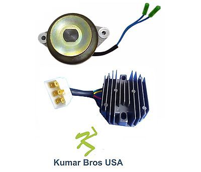 New Kubota Dynamo Regulator B1550d B1550e B1550hst-d B1550hst-e
