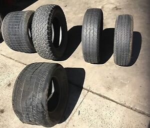 TYRES USED. FROM $8.00.All Types Tyres. Tires. Moorebank Liverpool Area Preview
