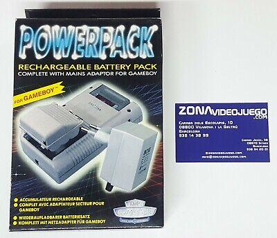 Bateria Recargable Power Bank para Nintendo Game Boy. Nuevo a Estrenar.