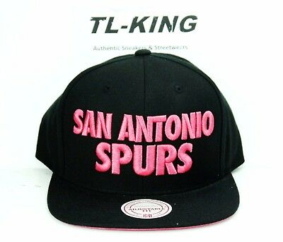 the latest 38668 35e7b Mitchell   Ness M N San Antonio Spurs Playoff Chase Snapback Adjustable Hat  F