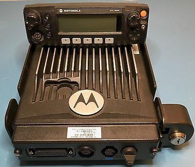 Motorola XTL2500 P25 Digital VHF 110 Watt 136-174 MHz High Power Mobile