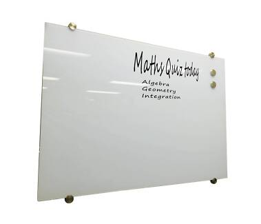 Magnetic Glass Board on Different Size and Colours