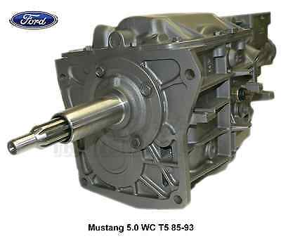 T5 World Class Ford Mustang 5.0 5 Speed Transmission REBUILT   1985-1993 for sale  Canyon Country