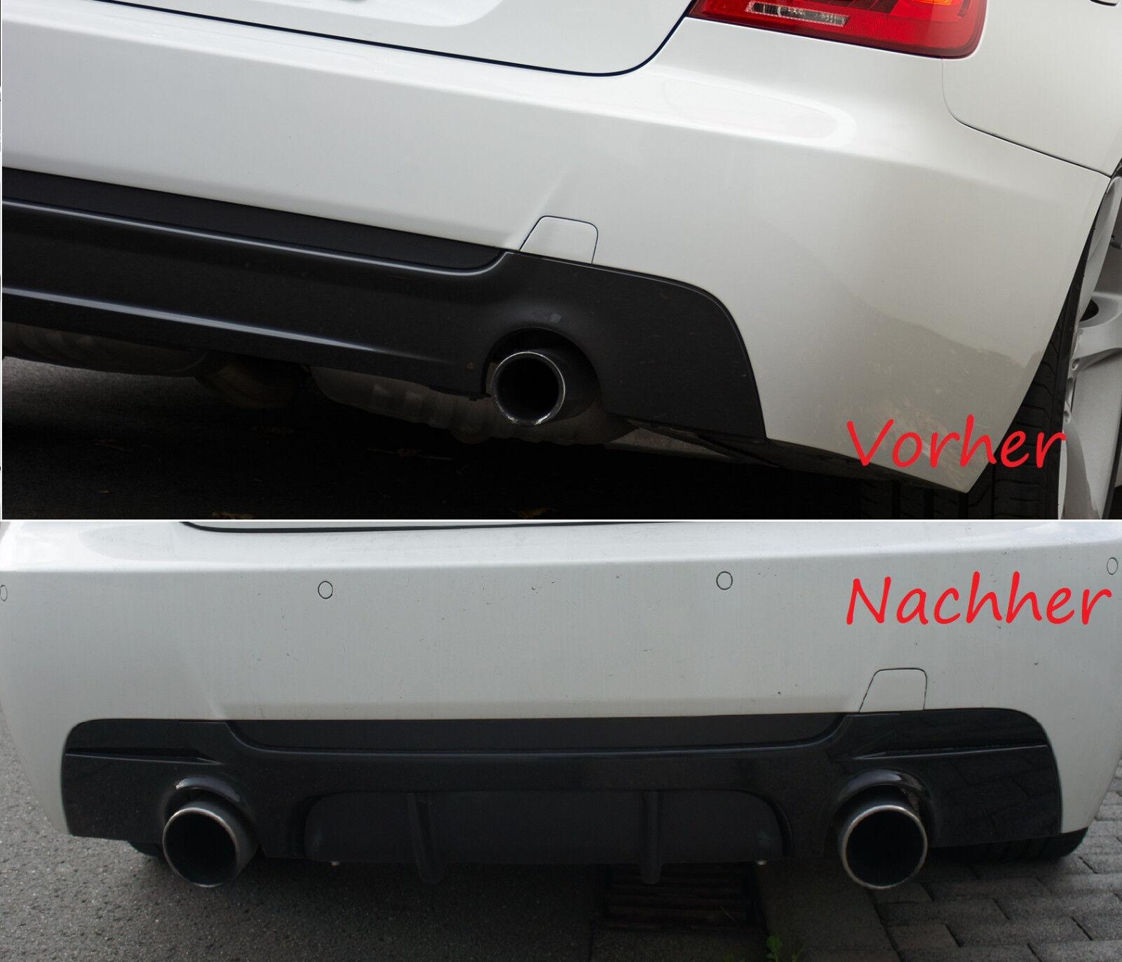 Bmw X5 E70 Auspuffblenden Auspuff Endrohre 2x Chrome