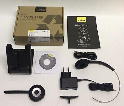 Jabra PRO 920 Headset hands-free communication gebraucht kaufen  Kaltenkirchen