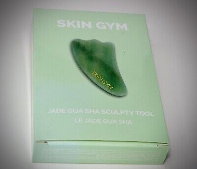 Skin Gym Jade Gua Sha Sculpty Tool