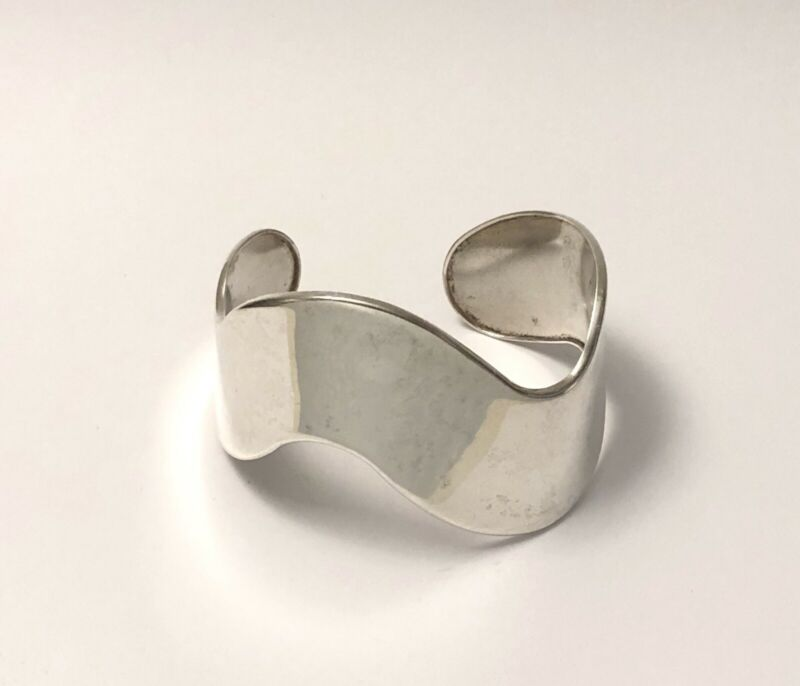 Sterling Silver Joseph Esposito Cuff Bracelet