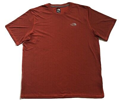 The North Face Men's XL Burnt Orange T-shirt The North Face Graphic