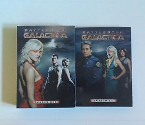 Battlestar Galactica season 1 and 2