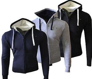 neu tommy hilfiger herren strickjacke pullover jacke. Black Bedroom Furniture Sets. Home Design Ideas