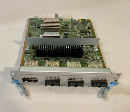 HP J9538A 8P SFP+ V2 ZL MOD **1 Year Warranty, Fast Ship **