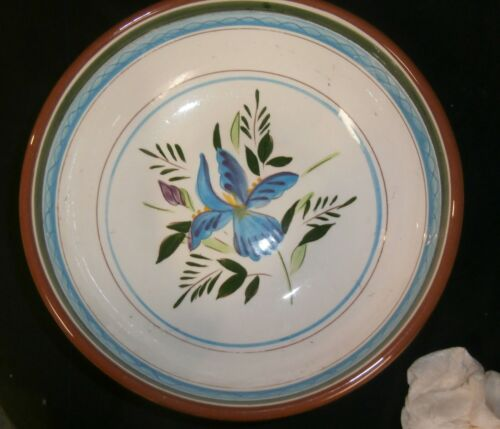 """Stangl Pottery Country Garden Serving Bowl 8"""""""