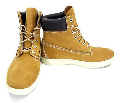 Tan Premium Chukka (Timberland Shoes 6 Inch Premium Chukka Brown/Tan/Wheat Boots Size 9)