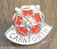 Carnforth Town Lancashire Piccolo Smalto Spilla Distintivo -  - ebay.it