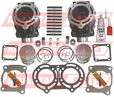 350 Banshee (Yamaha Banshee 350 Standard Bore Cylinder Piston Gasket Top End Kit)