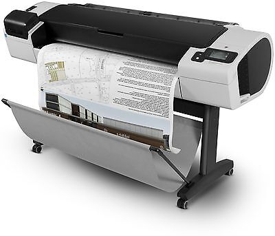"HP Designjet T1300 Large Format 44"" Inkjet Printer, fantastic top rated plotter!"