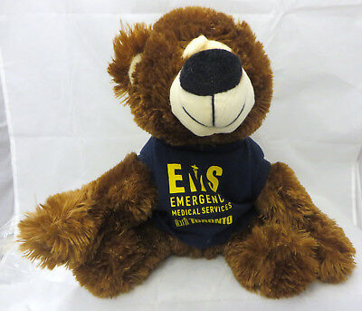 EMS Toronto Emergency Medical Services teddy bear plush Goodyear