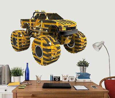 3D Mountain  M167 Auto Wallpaper Wandbild Poster Wandaufkleber Transport An