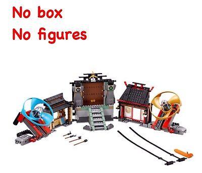 Lego 70590 Ninjago airjitzu battle grounds Only No Figures Split From Set New