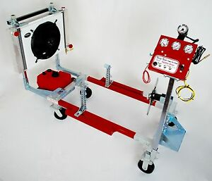Easy-Run Engine Test Stand