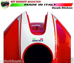 Fascia adesiva per serbatoio ducati monster 1200 design for Design personalizzato