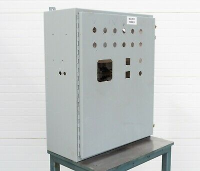 Hoffman Electrical Enclosure A363012lp 36x30x12 Box Control Type 12 13