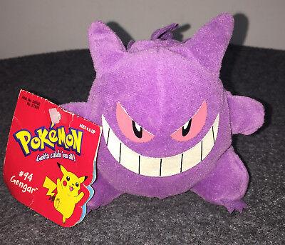 NWT Vintage 1998 Pokemon # 94 Gengar 6