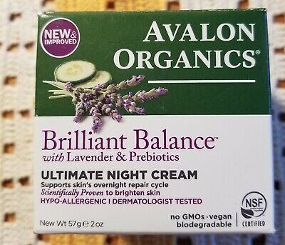 Avalon Organics Ultimate Moisture Cream Lavender