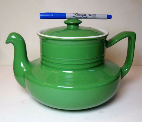 Perfect! 1939 green COFFELATOR by Hull