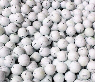 100 Titleist NXT Tour Mix Practice AAA/AA Mix Used Golf Balls
