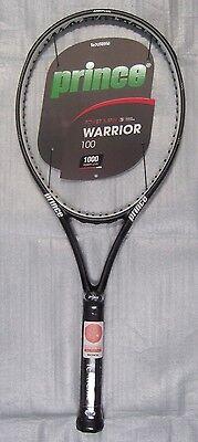 New Prince TeXtreme Warrior 100 Tennis Racquet 4 3/8 16x18 RACKET