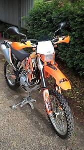 KTM 520 2001 model Dural Hornsby Area Preview